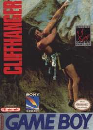 Cliffhanger - Game Boy - Used