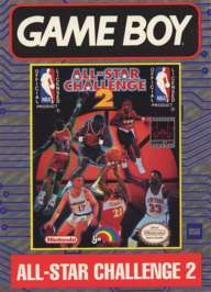 NBA All-Star Challenge 2 - Game Boy - Used
