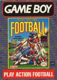 Play Action Football - Game Boy - Used