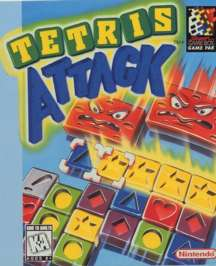 Tetris Attack - Game Boy - Used