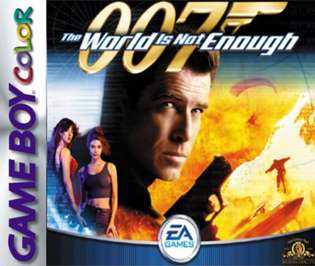 007: The World is Not Enough - Game Boy Color - Used