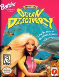 Barbie: Ocean Discovery - Game Boy Color - Used