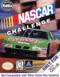 NASCAR Challenge - Game Boy Color - Used