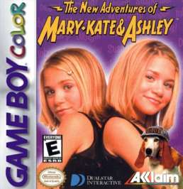 New Adventures of Mary-Kate & Ashley - Game Boy Color - Used