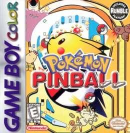 Pokemon Pinball - Game Boy Color - Used