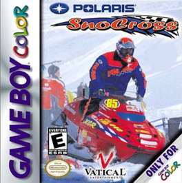 Polaris SnoCross - Game Boy Color - Used