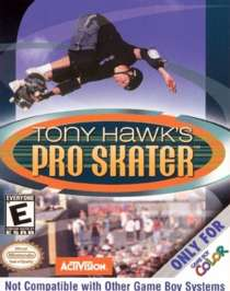 Tony Hawk's Pro Skater - Game Boy Color - Used