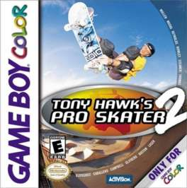 Tony Hawk's Pro Skater 2 - Game Boy Color - Used