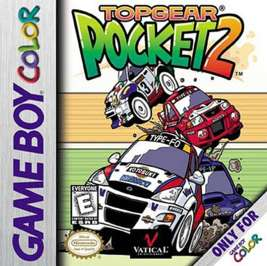 Top Gear Pocket - Game Boy Color - Used