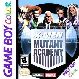 X-Men: Mutant Academy - Game Boy Color - Used