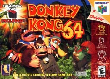 Donkey Kong 64 - N64 - Used