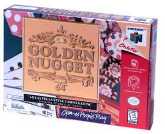 Golden Nugget 64 - N64 - Used