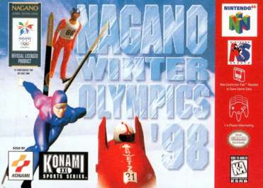 Nagano Winter Olympics '98 - N64 - Used