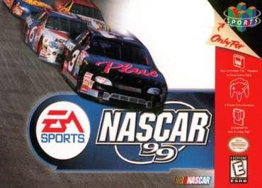 NASCAR 99 - N64 - Used