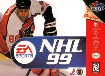 NHL '99 - N64 - Used