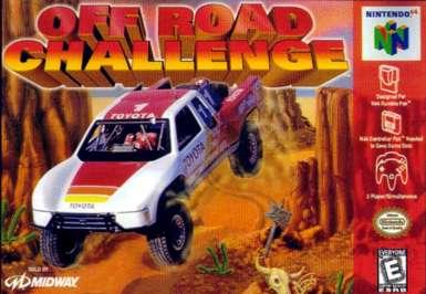 Off-Road Challenge - N64 - Used