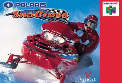Polaris SnoCross - N64 - Used