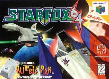 Star Fox 64 - N64 - Used