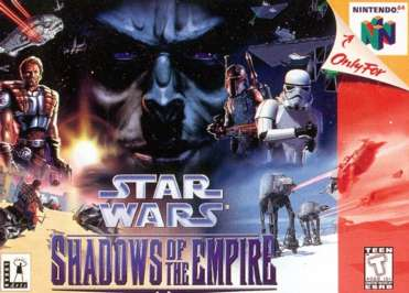 Star Wars: Shadows of the Empire - N64 - Used