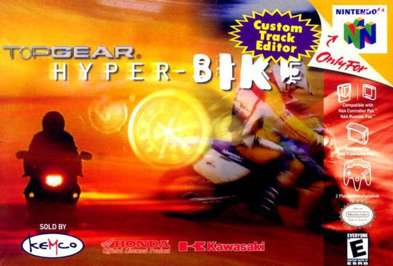 Top Gear Hyperbike - N64 - Used
