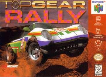 Top Gear Rally - N64 - Used