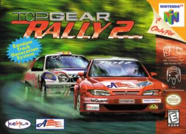 Top Gear Rally 2 - N64 - Used