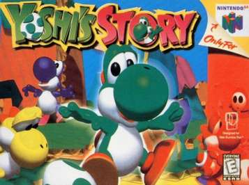 Yoshi's Story - N64 - Used