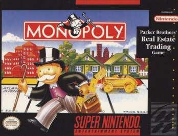Monopoly - SNES - Used