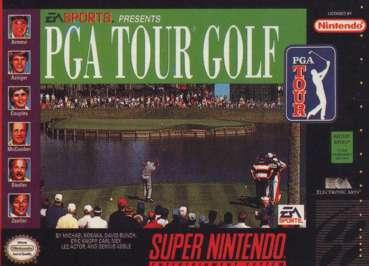PGA Tour Golf - SNES - Used
