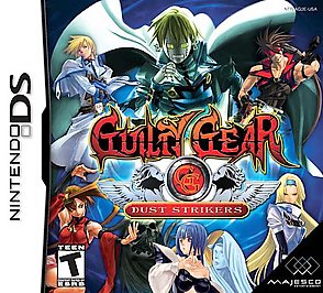 Guilty Gear Dust Strikers - DS - Used