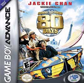 Around the World in 80 Days - GBA - Used