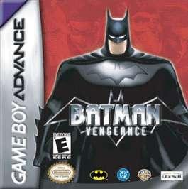 Batman Vengeance - GBA - Used