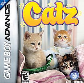 Catz - GBA - Used