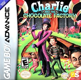 Charlie and the Chocolate Factory - GBA - Used