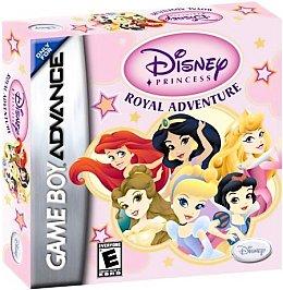 Disney Princess: Royal Adventure - GBA - Used