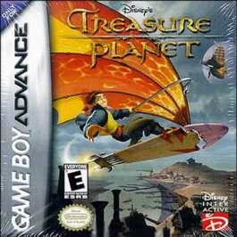Disney's Treasure Planet - GBA - Used