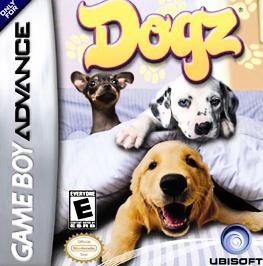 Dogz - GBA - Used