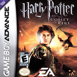 Harry Potter and the Goblet of Fire - GBA - Used