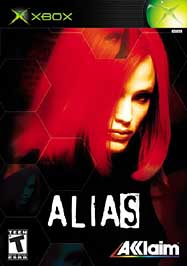 Alias - XBOX - Used