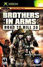 Brothers in Arms: Road to Hill 30 - XBOX - Used