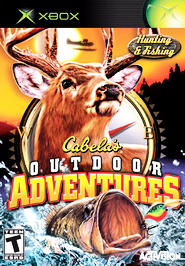 Cabela's Outdoor Adventures - XBOX - Used