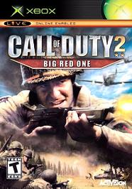 Call of Duty 2: Big Red One - XBOX - Used