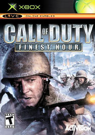 Call of Duty: Finest Hour - XBOX - Used