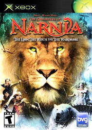 Chronicles of Narnia: The Lion, The Witch and The Wardrobe - XBOX - Used