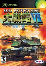 Dai Senryaku VII: Modern Military Tactics - XBOX - Used