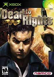 Dead to Rights - XBOX - Used
