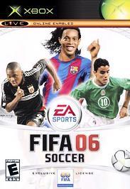 FIFA Soccer 06 - XBOX - Used