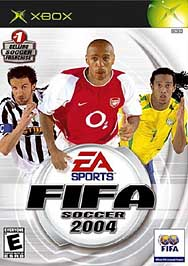 FIFA Soccer 2004 - XBOX - Used