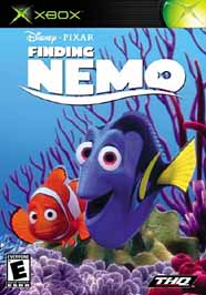 Finding Nemo - XBOX - Used
