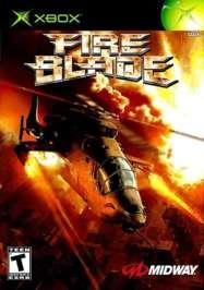 Fireblade - XBOX - Used